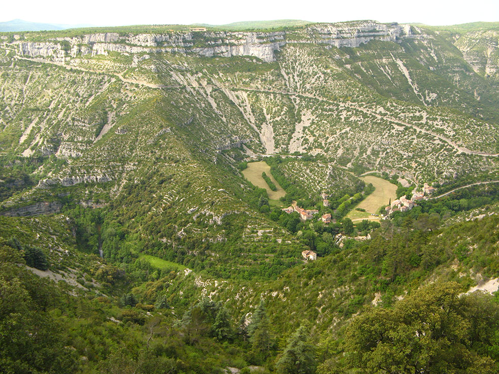 Cirque de Navacelles © Syndicat Mixte Grand SIte Navacelles